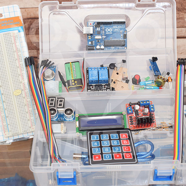 Super maker arduino package makers electronics
