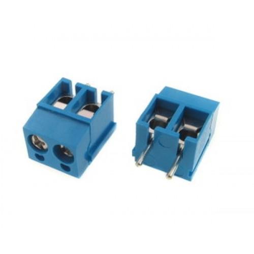 6 Pin Terminal Block Škoda 1j0973713: Terminal Block 2 Pins Blue