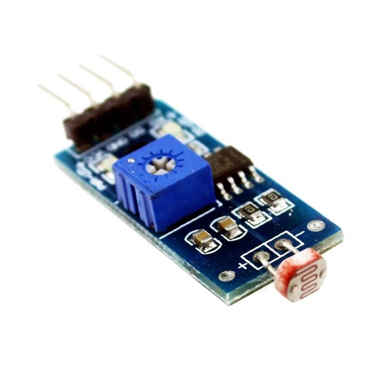 Photo-resistor LDR Light Sensor Module | Makers Electronics