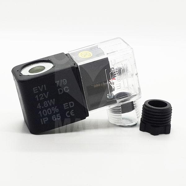 Pneumatic Solenoid Valve Coil 12VDC